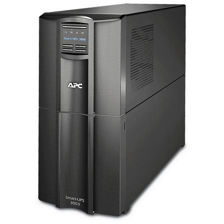 APC APC Smart-UPS SMT3000IC Noodstroomvoeding - 8x C13, 1x C19, USB, SmartConnect, 3000VA