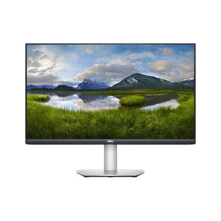 "Dell DELL S Series S2721HS 68,6 cm (27"") 1920 x 1080 Pixels Full HD LCD Zwart, Zilver"