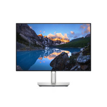 "DELL UltraSharp U2421E 61,2 cm (24.1"") 1920 x 1200 Pixels WUXGA LCD Zwart, Zilver"