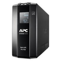 APC Back-UPS PRO BR900MI - Noodstroomvoeding, 6x C13 uitgang, USB, 900VA