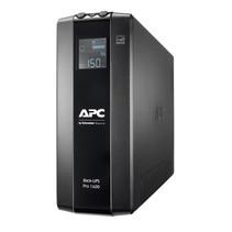 APC Back-UPS PRO BR1600MI - Noodstroomvoeding, 8x C13 uitgang, USB, 1600VA