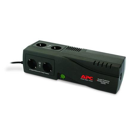 APC APC Back-UPS 325VA noodstroomvoeding 4x stopcontact