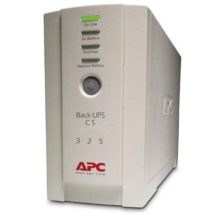 APC APC Back-UPS 325VA noodstroomvoeding 4x C13 uitgang