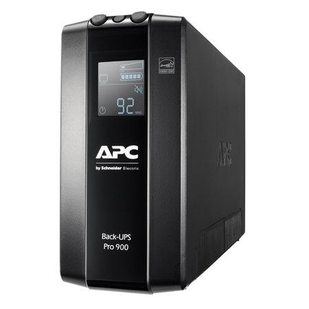 APC APC Back-UPS PRO BR900MI - Noodstroomvoeding, 6x C13 uitgang, USB, 900VA