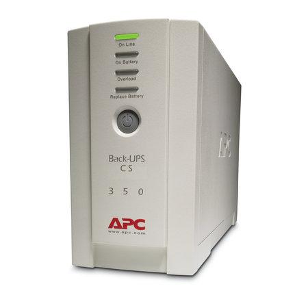 APC APC Back-UPS 350VA noodstroomvoeding 4x C13 uitgang, USB