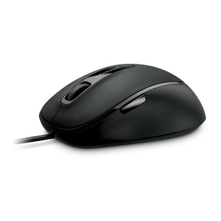 Microsoft Microsoft Comfort Mouse 4500 for Business muis USB Type-A BlueTrack 1000 DPI Ambidextrous