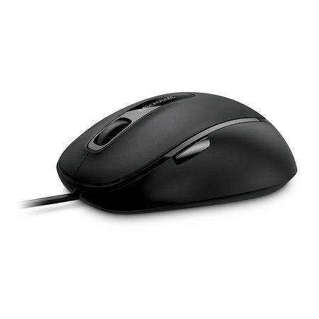 Microsoft Microsoft Comfort Mouse 4500 muis USB Type-A BlueTrack 1000 DPI Ambidextrous