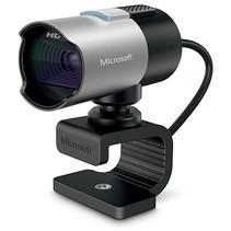 Microsoft LifeCam Studio webcam 2 MP 1920 x 1080 Pixels USB 2.0 Zwart, Zilver