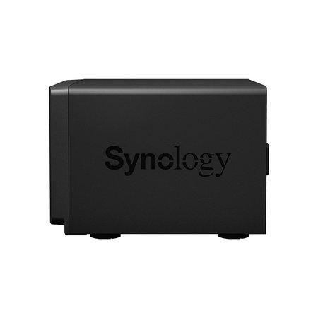 Synology Synology DiskStation DS1621+ data-opslag-server NAS Desktop Ethernet LAN Zwart V1500B