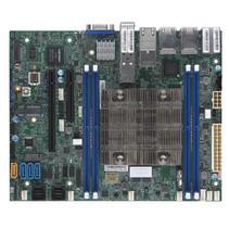 Supermicro MBD-X11SDV-4C-TP8F server-/werkstationmoederbord Flex-ATX Systeem op een chip (SOC)