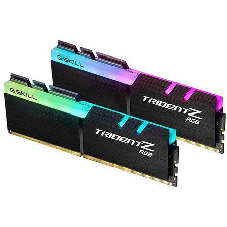 G.Skill G.Skill Trident Z RGB (For AMD) F4-3600C18D-16GTZRX geheugenmodule 16 GB 2 x 8 GB DDR4 3600 MHz