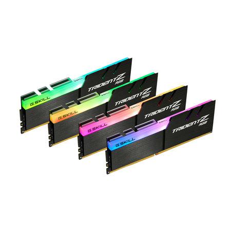 G.Skill G.Skill Trident Z RGB F4-4000C18Q-128GTZR geheugenmodule 128 GB 4 x 32 GB DDR4 4000 MHz