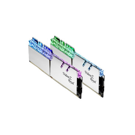 G.Skill G.Skill Trident Z Royal F4-3600C16D-64GTRS geheugenmodule 64 GB 2 x 32 GB DDR4 3600 MHz