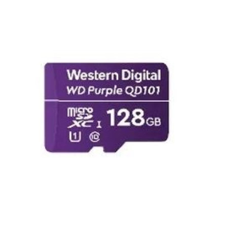 Western Digital Western Digital WD Purple SC QD101 flashgeheugen 128 GB MicroSDXC Klasse 10