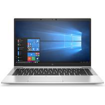 "HP EliteBook 840 G7 Ultra-draagbaar Zilver 35,6 cm (14"") 1920 x 1080 Pixels Touchscreen Intel® 10de generatie Core™ i5 8 GB DDR4-SDRAM 256 GB SSD Wi-Fi 6 (802.11ax) Windows 10 Pro"