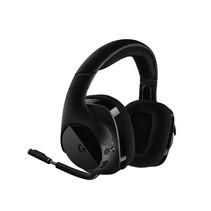 Logitech G G533 Wireless Headset Hoofdband Zwart