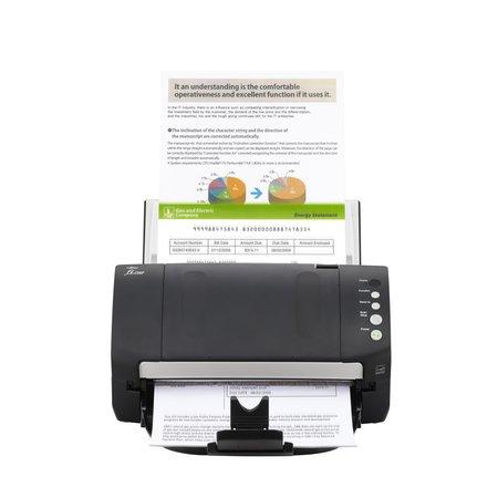 Fujitsu Fujitsu fi-7140 600 x 600 DPI ADF-scanner Zwart, Wit A4