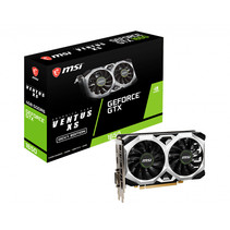 MSI GeForce GTX 1650 D6 VENTUS XS OCV1 NVIDIA 4 GB GDDR6