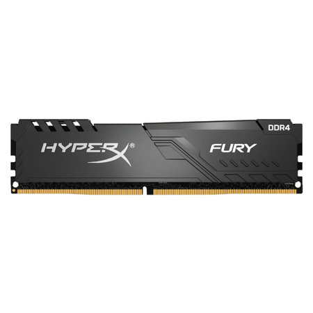 Kingston HyperX FURY HX432C16FB4/16 geheugenmodule 16 GB 1 x 16 GB DDR4 3200 MHz