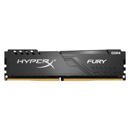 Kingston HyperX FURY HX432C16FB4K4/64 geheugenmodule 64 GB 4 x 16 GB DDR4 3200 MHz