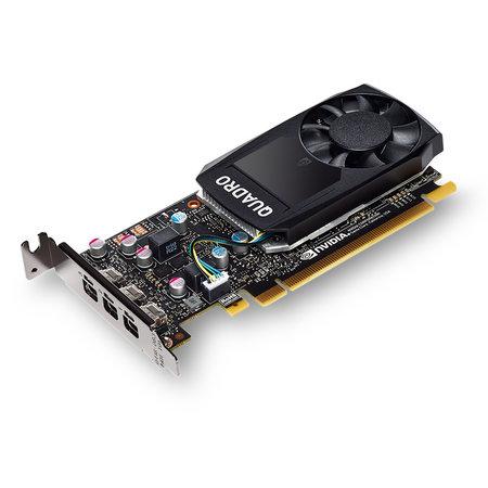 Fujitsu Tech. Solut. Fujitsu Quadro P400 NVIDIA 2 GB GDDR5