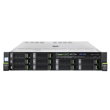 Fujitsu Tech. Solut. Fujitsu PRIMERGY RX2540 M5 server Intel® Xeon® Silver 2,1 GHz 16 GB DDR4-SDRAM 12 TB Rack (2U) 800 W