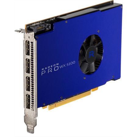 Fujitsu Tech. Solut. Fujitsu S26361-F3300-L511 videokaart AMD Radeon Pro WX 5100 8 GB GDDR5