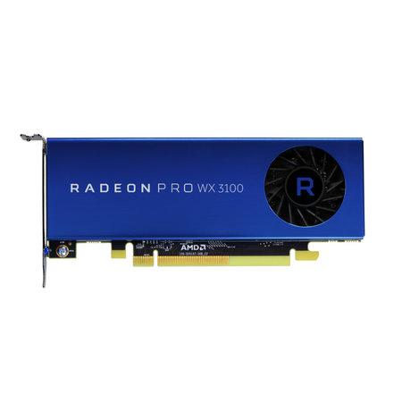 Fujitsu Tech. Solut. Fujitsu S26361-F3300-L311 videokaart AMD Radeon Pro WX 3100 4 GB GDDR5