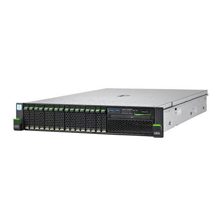 Fujitsu Tech. Solut. Fujitsu PRIMERGY RX2520 M5 server Intel® Xeon® Silver 2,1 GHz 16 GB DDR4-SDRAM Rack (2U) 800 W