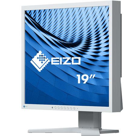 "Eizo EIZO FlexScan S1934H 48,3 cm (19"") 1280 x 1024 Pixels SXGA LED Grijs"