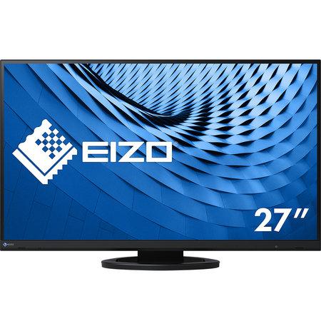"Eizo EIZO FlexScan EV2760-BK LED display 68,6 cm (27"") 2560 x 1440 Pixels Quad HD Zwart"