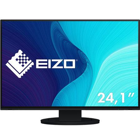 "Eizo EIZO FlexScan EV2495-BK computer monitor 61,2 cm (24.1"") 1920 x 1200 Pixels WUXGA LED Zwart"
