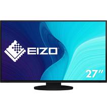 "EIZO FlexScan EV2795-BK computer monitor 68,6 cm (27"") 2560 x 1440 Pixels Quad HD LED Zwart"