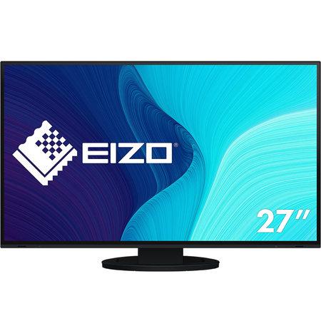 "Eizo EIZO FlexScan EV2795-BK computer monitor 68,6 cm (27"") 2560 x 1440 Pixels Quad HD LED Zwart"