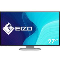 "EIZO FlexScan EV2795-WT computer monitor 68,6 cm (27"") 2560 x 1440 Pixels Quad HD LED Wit"