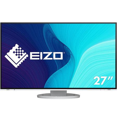 "Eizo EIZO FlexScan EV2795-WT computer monitor 68,6 cm (27"") 2560 x 1440 Pixels Quad HD LED Wit"