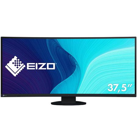"Eizo EIZO FlexScan EV3895-BK LED display 95,2 cm (37.5"") 3840 x 1600 Pixels UltraWide Quad HD+ Zwart"