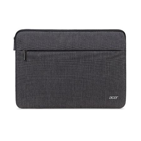 """Acer Acer NP.BAG1A.293 notebooktas 39,6 cm (15.6"""") Opbergmap/sleeve Grijs"""