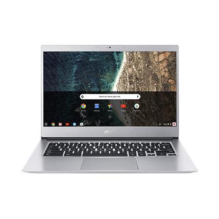 "Acer Acer Chromebook CB514-1H-C5M8 Zilver 35,6 cm (14"") 1920 x 1080 Pixels Intel® Celeron® 4 GB LPDDR4-SDRAM 32 GB Flash Wi-Fi 5 (802.11ac) Chrome OS"