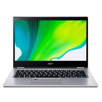 """Acer Spin 3 Pro SP314-54N-32Z5 Hybride (2-in-1) Zilver 35,6 cm (14"""") 1920 x 1080 Pixels Touchscreen Intel® 10de generatie Core™ i3 8 GB LPDDR4-SDRAM 256 GB SSD Wi-Fi 6 (802.11ax) Windows 10 Pro"""