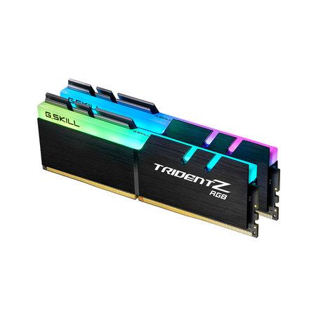 G.Skill G.Skill Trident Z RGB F4-3200C14D-64GTZR geheugenmodule 64 GB 2 x 32 GB DDR4 3200 MHz