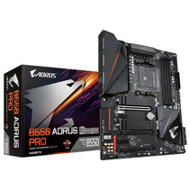 Gigabyte B550 AORUS Pro AMD B550 Socket AM4 ATX
