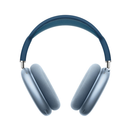 Apple Apple AirPods Max Headset Hoofdband Bluetooth Blauw