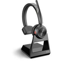 POLY Savi 7210 Office Headset Hoofdband Zwart