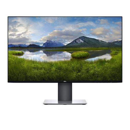 """Dell DELL UltraSharp U2721DE 68,6 cm (27"""") 2560 x 1440 Pixels Quad HD LCD Zwart, Grijs"""