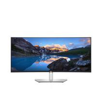 """DELL UltraSharp U3821DW 95,2 cm (37.5"""") 3840 x 1600 Pixels Wide Quad HD+ LCD Grijs"""