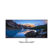 "DELL UltraSharp U4021QW 100,8 cm (39.7"") 5120 x 2160 Pixels LCD Zwart, Zilver"