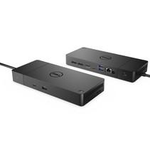 DELL WD19TBS-180W Bedraad USB 3.2 Gen 2 (3.1 Gen 2) Type-C Zwart