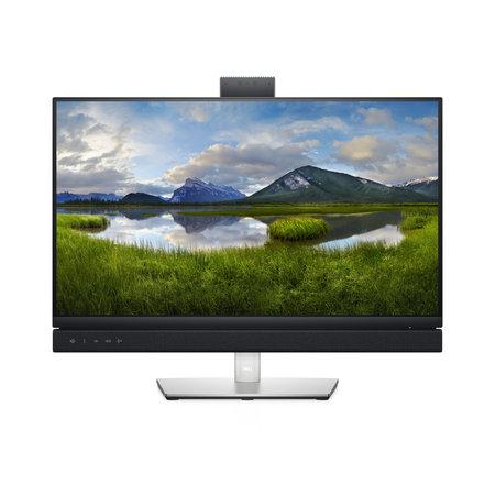 """Dell DELL C2422HE 60,5 cm (23.8"""") 1920 x 1080 Pixels Full HD LCD Zwart, Zilver"""