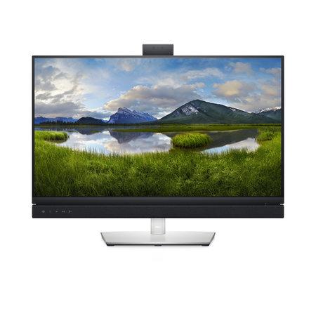 """Dell DELL C2722DE 68,6 cm (27"""") 2560 x 1440 Pixels Quad HD LCD Zwart, Zilver"""